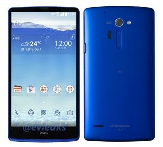Изящный LG L24 isai поступит в продажу в мае
