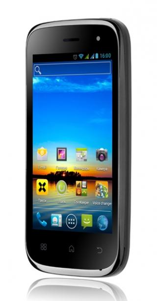 Первый недорогой смартфон на Android 4.04.4 с поддержкой двух SIM-карт - Fly IQ442 Miracle в Украине