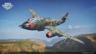World of Warplanes 1.7: восьмерка ударных самолетов германии и две новые карты уже в игре