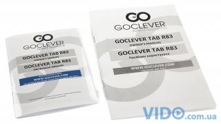 GoClever TAB R83: твой счастливый «клевер»!