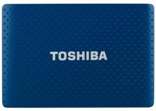 Toshiba STOR.E Partner 500GB: он ничего не забудет