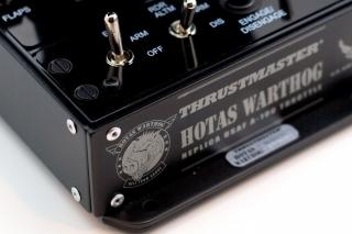 Сумасшедший авиационный джойстик Thrustmaster HOTAS Warthog