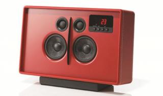 Стильные беспроводные колонки LV1 от Audio Pro