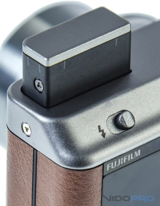 Fujifilm FinePix XF1: помнишь ли ты фотокамеру ФЭД?
