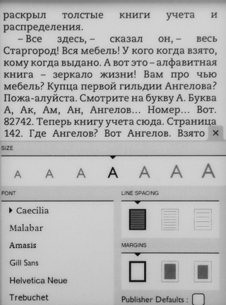 Barnes & Noble Nook Simple Touch: сенсорный ридер