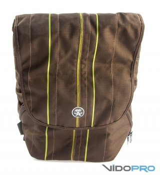 Crumpler Messenger Boy Stripes Half Photo M: рюкзак-конструктор