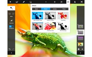 Adobe Photoshop – теперь и на мобильных устройствах!