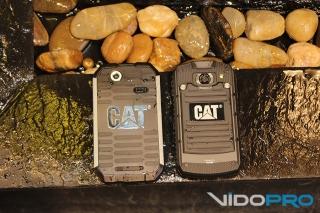 Новый бронированный смартфон от CAT