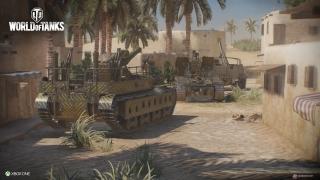 Владельцы новейших приставок вступят в кросс-платформенные баталии World of Tanks с обладателями Xbox 360