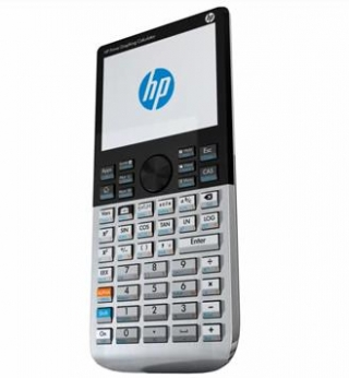 Hewlett Packard представила калькулятор с сенсорным дисплеем