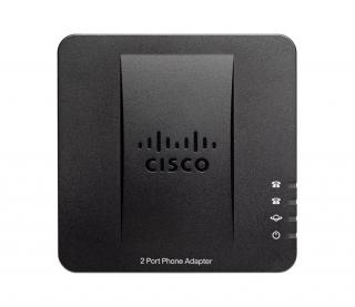 VoIP-шлюзы Cisco SB SPA112 и SPA122. Практикум