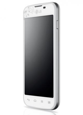 LG Optimus L5II Dual в новом дизайне