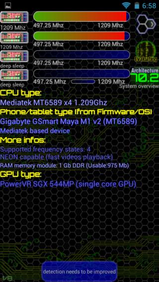 Gigabyte Gsmart Maya M1v2: обновленная версия популярного смартфона