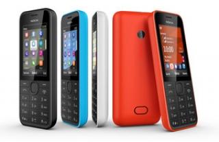 Представлены Nokia 207, 208 и 208 Dual SIM: цветастые бюджетники
