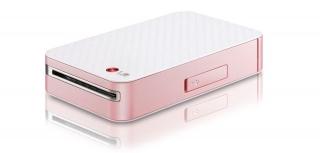 Старт продаж фотопринтера LG Pocket Photo PD223