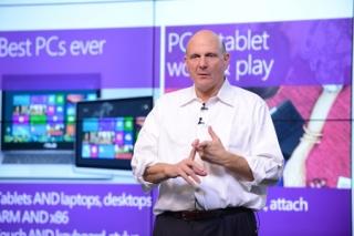 Microsoft празднует убытки ироничной рекламой Surface RT