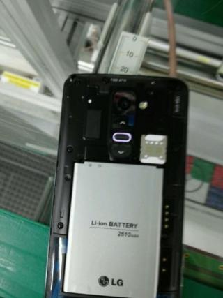 Фото LG G2 попали в сеть до официальной презентации