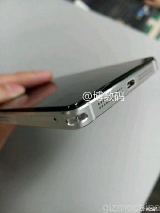 Утечка информации о Lenovo Vibe Z3 Pro: корпус и параметры