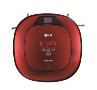 «Умный» пылесос LG HOM-BOT SQUARE «снялся» в вирусных роликах