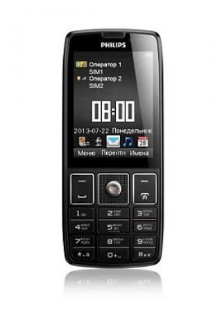 Автономный Philips Xenium X5500. Месяц без заряда? Два?