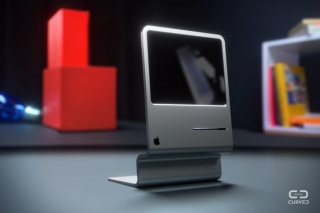 Компьютер Macintosh 2015 получил странный, но современный дизайн