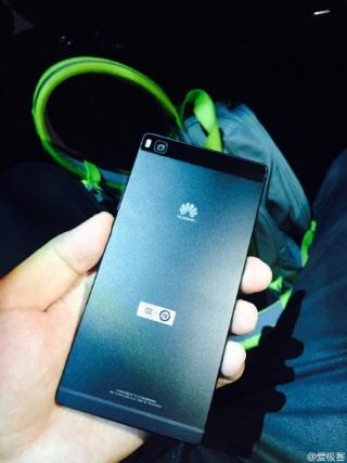 Официальная презентация смартфона Huawei P8