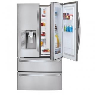 Новые холодильники LG French-door и side-by-side