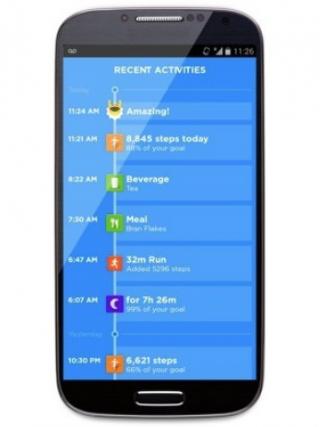 Пользователи Android получили возможность оценить преимущества лучшего в мире фитнес-трекера