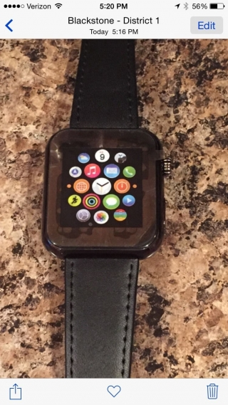 Продажа «прототипов» Apple Watch в Интернете оказалась лохотроном