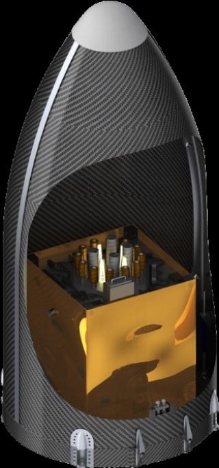Первая ракета на аккумуляторах готовится к запуску