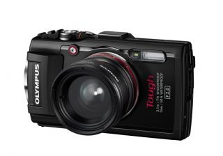 Olympus представила «фотоаппарат-внедорожник» Stylus Tough TG-3