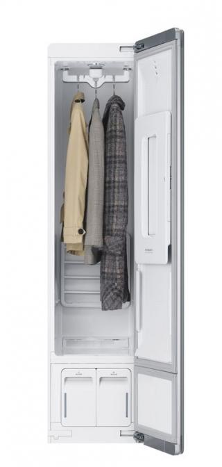 LG представит систему ухода за одеждой LG Styler второго поколения