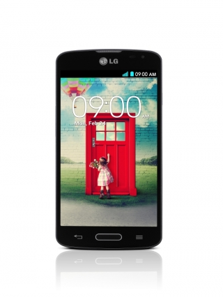 LTE-смартфон LG F70 и функция Knock Code