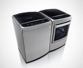 Новые стиральные и сушильные машины LG  фронтальной и верхней загрузки