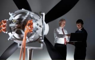 Siemens создали мощный и сверхлегкий электродвигатель для самолетов