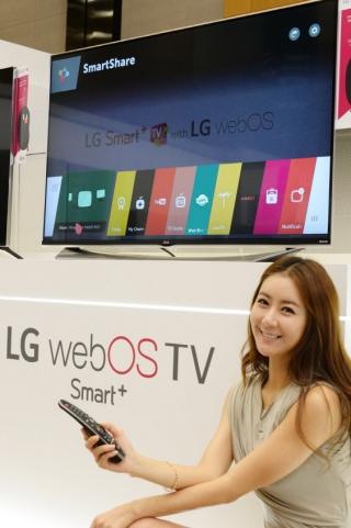 Новая платформа webOS 2.0 для Smart TV