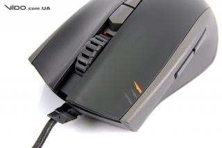 Обзор игрового манипулятора ASUS STRIX CLAW: мышь не проскочит
