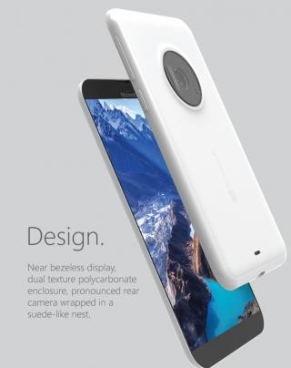 Смартфон моей мечты: Microsoft Lumia 935 с 31 МП камерой похож на iPhone 6