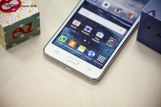 Обзор смартфона Samsung Galaxy Grand Prime: не первый, но второй