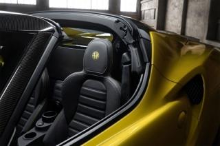 Alfa Romeo представила сексапильный автомобиль 4C Spider