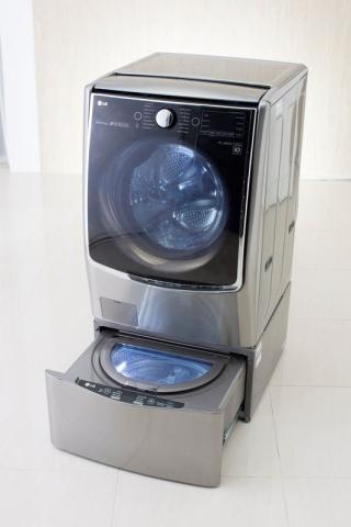 Стиральные машины LG TWIN Wash на CES 2015