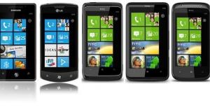 Windows Phone 7 series
