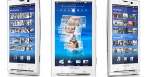 Смартфон Sony Ericsson X10i (1238-4174)