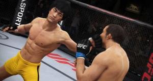 Брюс Ли появится в EA Sports UFC