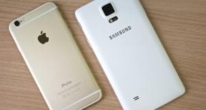 Як Apple робить компанію Samsung багатшою