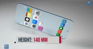 iPhone 7 может иметь дисплей 4K,камеру на 40 МП и прозрачный корпус (видео)