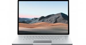 Сріблястий чемпіон або твій потужний дизайн з Microsoft Surface Book 3