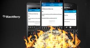 Финансовая ситуация BlaсkBerry значительно улучшилась