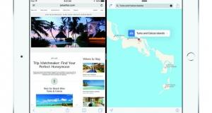 Режим разделенного экрана в iOS 9 сигнализирует о разработке более крупного iPad