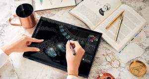 Витончений ноутбук ZenBook з OLED-дисплеєм